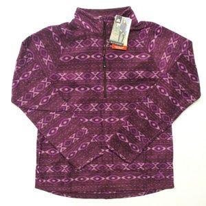ZeroXposur Summit Fleece Jacket - Violet Purple